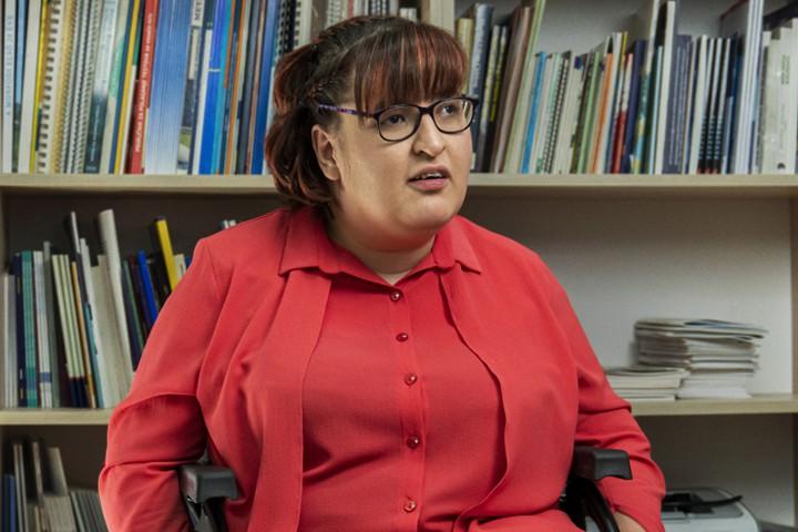 Još kao dijete sam shvatila da moram jasno i glasno tražiti svoja prava, ali mnoge osobe s invaliditetom šute